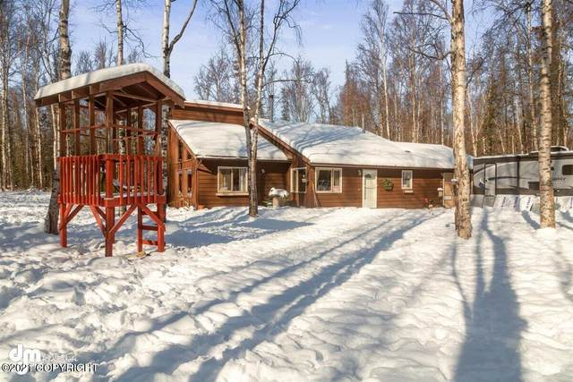 3050 S Rapid Creek Street, Wasilla, AK 99654 (MLS #21-3849) :: Wolf Real Estate Professionals