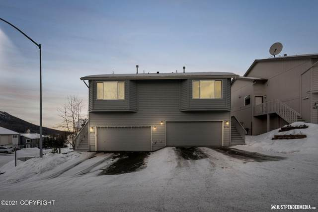 8902 Eagle Place Loop #38, Eagle River, AK 99577 (MLS #21-397) :: Wolf Real Estate Professionals