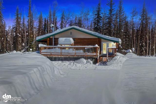 14895 N Thomas Circle, Willow, AK 99688 (MLS #21-4442) :: RMG Real Estate Network | Keller Williams Realty Alaska Group