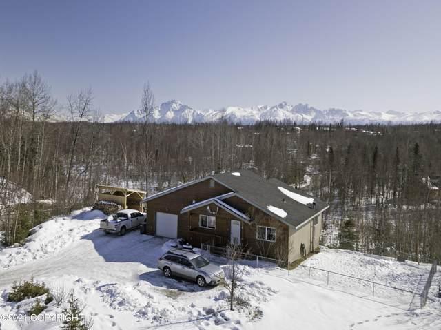 3500 N Snow Goose Drive, Wasilla, AK 99654 (MLS #21-4987) :: Wolf Real Estate Professionals