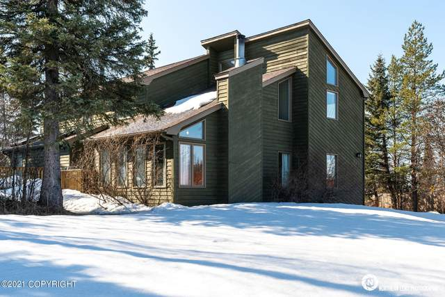 9200 Spring Hill Drive, Anchorage, AK 99507 (MLS #21-5152) :: Team Dimmick