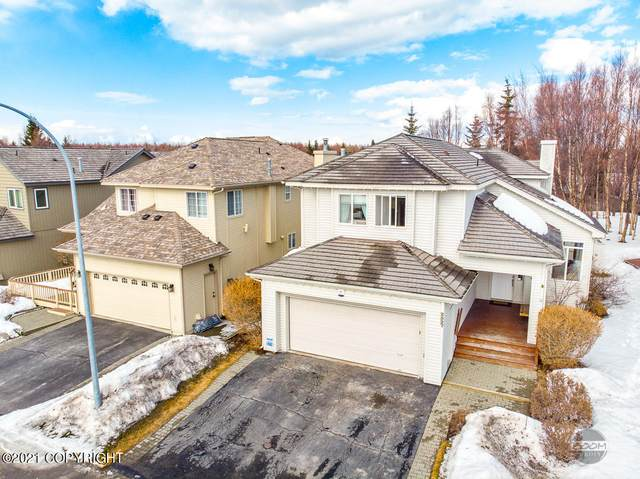 2527 Ridge Pointe Drive, Anchorage, AK 99515 (MLS #21-5176) :: Powered By Lymburner Realty