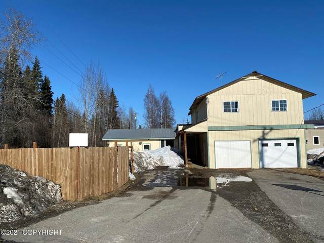 709 Badger Road, North Pole, AK 99705 (MLS #21-5303) :: Wolf Real Estate Professionals