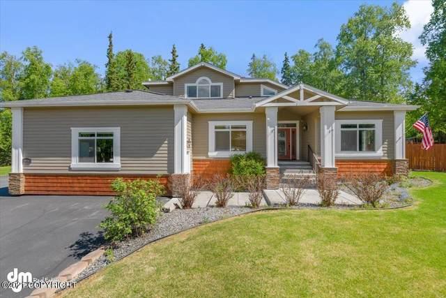 10741 Luliad Circle, Anchorage, AK 99516 (MLS #21-559) :: RMG Real Estate Network | Keller Williams Realty Alaska Group