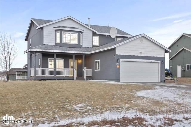 2818 N Jade Circle, Wasilla, AK 99654 (MLS #21-576) :: Wolf Real Estate Professionals