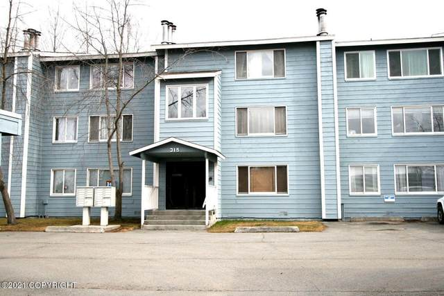 315 Krane Drive #17, Anchorage, AK 99504 (MLS #21-6010) :: Synergy Home Team