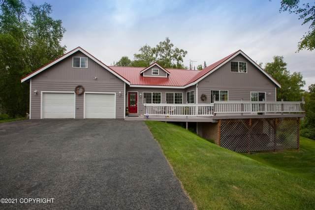 5488 S Timberline Drive, Big Lake, AK 99652 (MLS #21-6093) :: Berkshire Hathaway Home Services Alaska Realty Palmer Office