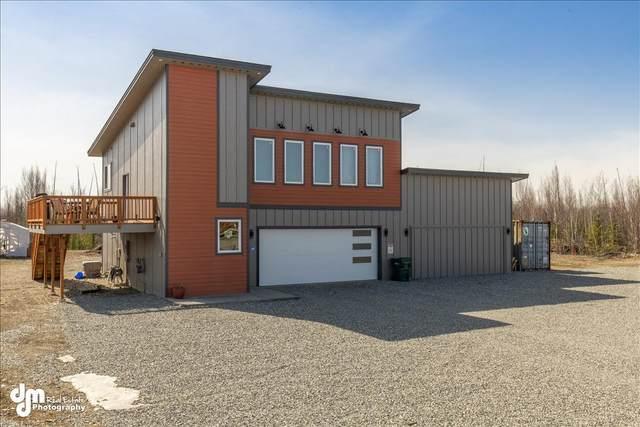 15158 W Drowsy Drive, Big Lake, AK 99652 (MLS #21-6198) :: Wolf Real Estate Professionals
