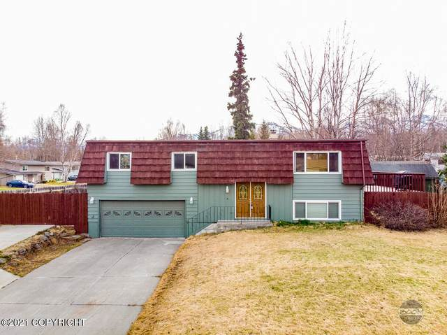 2401 Lake George Drive, Anchorage, AK 99504 (MLS #21-6415) :: Synergy Home Team