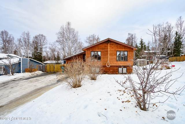 17509 Teklanika Drive, Eagle River, AK 99577 (MLS #21-658) :: RMG Real Estate Network | Keller Williams Realty Alaska Group