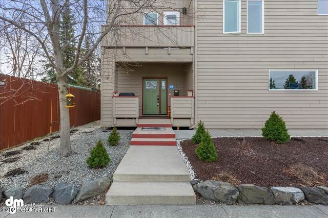 1401 Latouche Street #2, Anchorage, AK 99501 (MLS #21-6640) :: RMG Real Estate Network | Keller Williams Realty Alaska Group