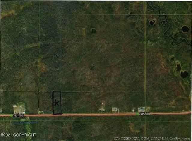 L53 Glenn Highway, Glennallen, AK 00000 (MLS #21-731) :: Team Dimmick