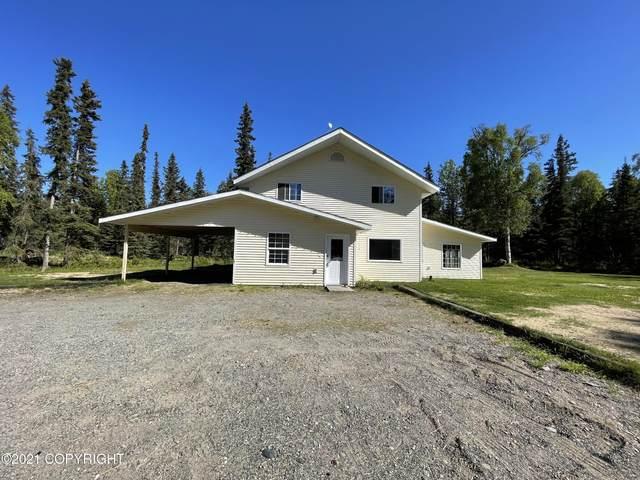 46215 Birch Lane, Nikiski/North Kenai, AK 99635 (MLS #21-7933) :: Berkshire Hathaway Home Services Alaska Realty Palmer Office