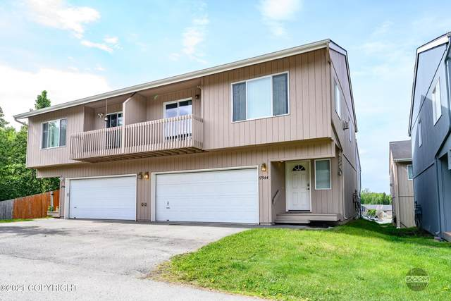 17544 Silverwood Way #12, Eagle River, AK 99577 (MLS #21-8169) :: Wolf Real Estate Professionals
