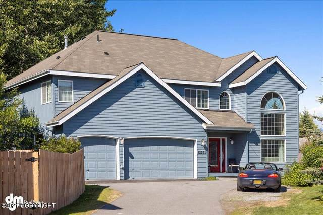 12271 Silver Spruce Circle, Anchorage, AK 99516 (MLS #21-8481) :: Berkshire Hathaway Home Services Alaska Realty Palmer Office
