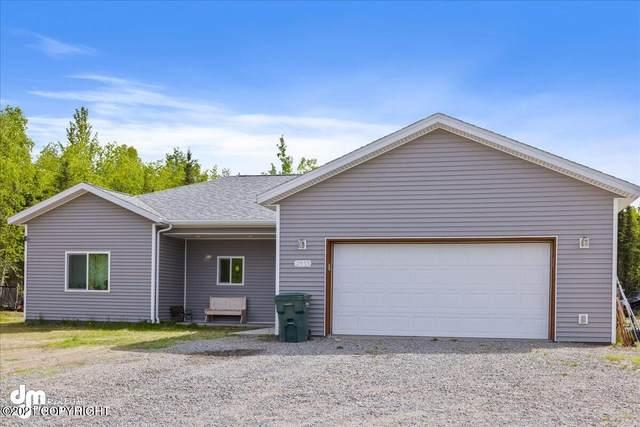 2933 N Sally Mae Circle, Wasilla, AK 99623 (MLS #21-8522) :: Alaska Realty Experts