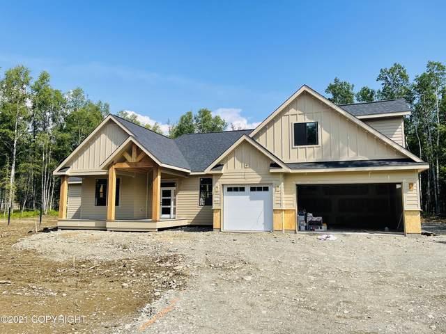 8390 N Glory Bluff, Palmer, AK 99645 (MLS #21-8764) :: Berkshire Hathaway Home Services Alaska Realty Palmer Office