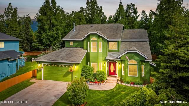 2351 Heatherbrook Circle, Anchorage, AK 99504 (MLS #21-8782) :: The Adrian Jaime Group | Real Broker LLC