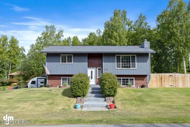 11020 Katlian Drive, Eagle River, AK 99577 (MLS #21-8890) :: Alaska Realty Experts