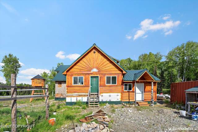 50629 S Caswell Creek Circle, Willow, AK 99688 (MLS #21-8937) :: Berkshire Hathaway Home Services Alaska Realty Palmer Office