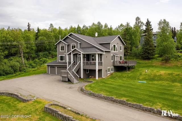5801 Azalea Drive, Anchorage, AK 99516 (MLS #21-8960) :: Wolf Real Estate Professionals