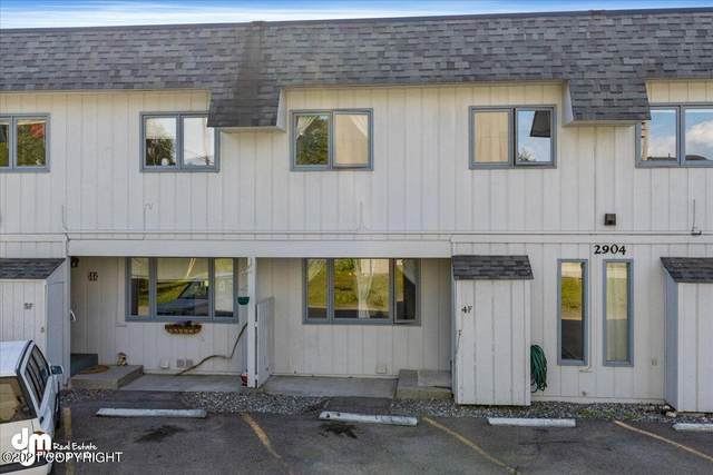 2904 W Northern Lights Boulevard #04F, Anchorage, AK 99517 (MLS #21-9072) :: Wolf Real Estate Professionals
