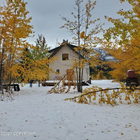 Mi 15.3 Edgerton Highway, Copper Center, AK 99573 (MLS #21-9374) :: Wolf Real Estate Professionals