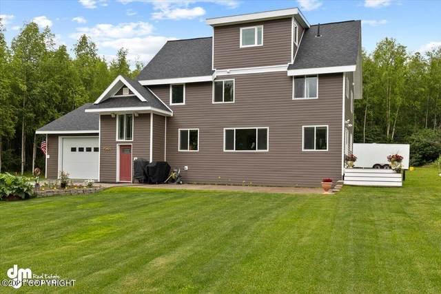 4729 S Viking Road, Wasilla, AK 99623 (MLS #21-9954) :: RMG Real Estate Network | Keller Williams Realty Alaska Group