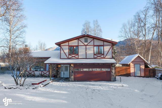 14543 Terrace Lane, Eagle River, AK 99577 (MLS #17-18787) :: Channer Realty Group
