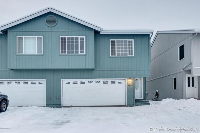 2926 Midnight Sun Court #178, Anchorage, AK 99507 (MLS #18-19593) :: Core Real Estate Group