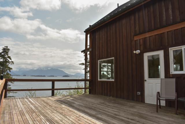 Lot 18 Kasiana Island, Sitka, AK 99835 (MLS #18-6620) :: The Adrian Jaime Group | Keller Williams Realty Alaska