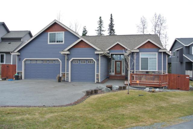 13038 Curry Ridge Circle, Eagle River, AK 99577 (MLS #18-6655) :: Channer Realty Group