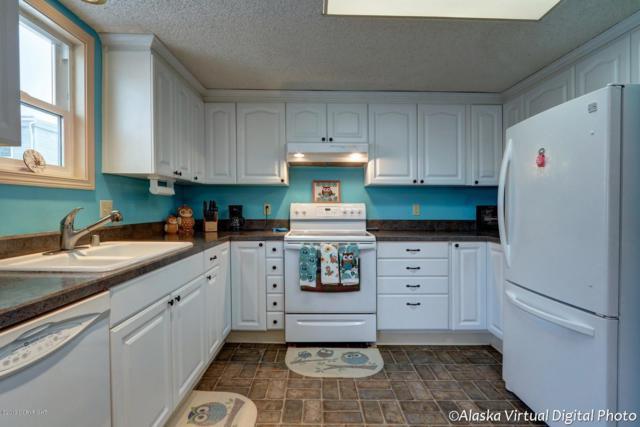 4010 Reka Drive #F5, Anchorage, AK 99508 (MLS #19-1025) :: Core Real Estate Group