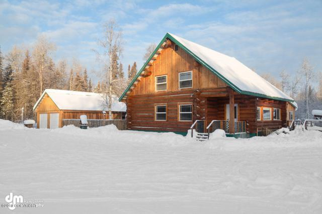 16950 E Montana Creek Road, Talkeetna, AK 99676 (MLS #19-160) :: RMG Real Estate Network | Keller Williams Realty Alaska Group