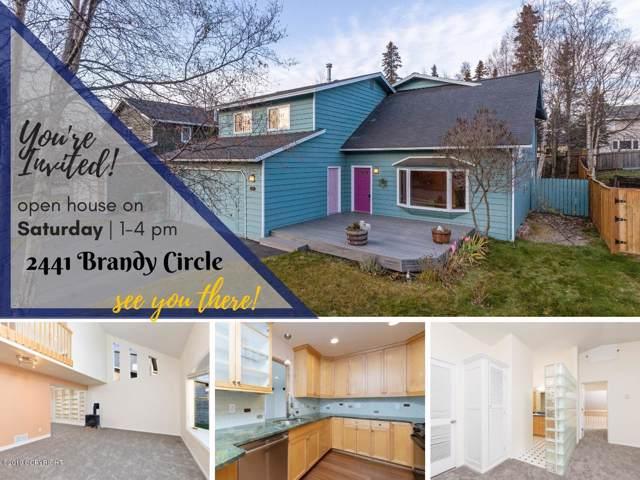 2441 Brandy Circle, Anchorage, AK 99516 (MLS #19-18467) :: RMG Real Estate Network | Keller Williams Realty Alaska Group
