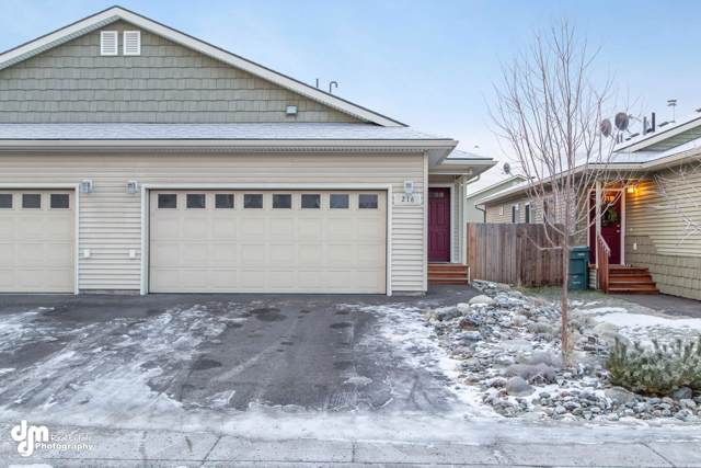 216 Skwentna Drive #39, Anchorage, AK 99504 (MLS #19-19396) :: RMG Real Estate Network | Keller Williams Realty Alaska Group