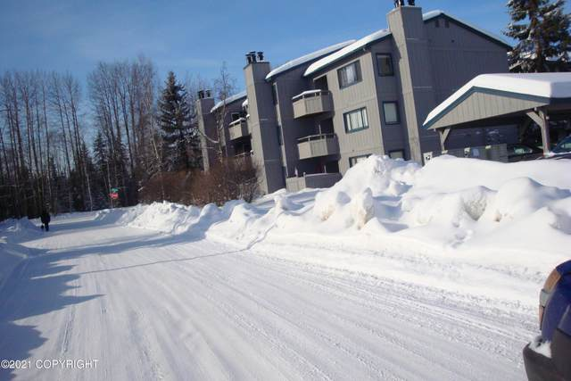 1601 Eastridge Drive #304, Anchorage, AK 99501 (MLS #20-16328) :: Wolf Real Estate Professionals
