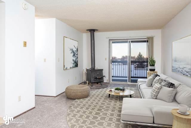 4610 Reka Drive #A19, Anchorage, AK 99508 (MLS #20-1811) :: Wolf Real Estate Professionals