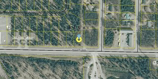 2602 Redoubt Avenue, Kenai, AK 99611 (MLS #20-18435) :: Wolf Real Estate Professionals
