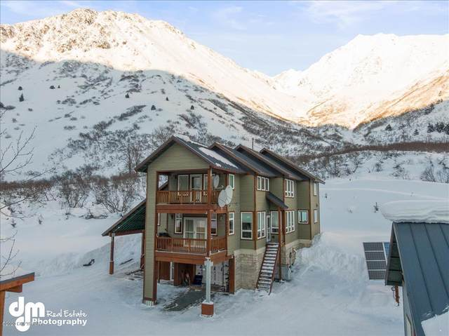191 Gold Claim Drive, Girdwood, AK 99587 (MLS #20-2387) :: Alaska Realty Experts