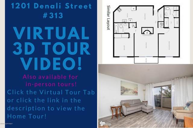 1201 Denali Street #313, Anchorage, AK 99501 (MLS #20-3877) :: Wolf Real Estate Professionals