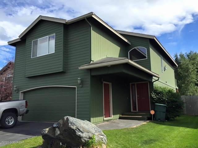 2134 Hanning Bay Circle, Anchorage, AK 99515 (MLS #20-6116) :: Wolf Real Estate Professionals