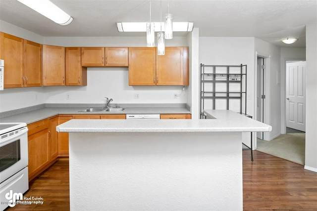 3919 E Turnagain Boulevard #11, Anchorage, AK 99517 (MLS #20-9440) :: Wolf Real Estate Professionals