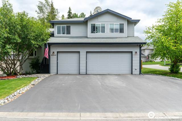 9045 Spruce Run Circle, Anchorage, AK 99507 (MLS #20-9901) :: Wolf Real Estate Professionals