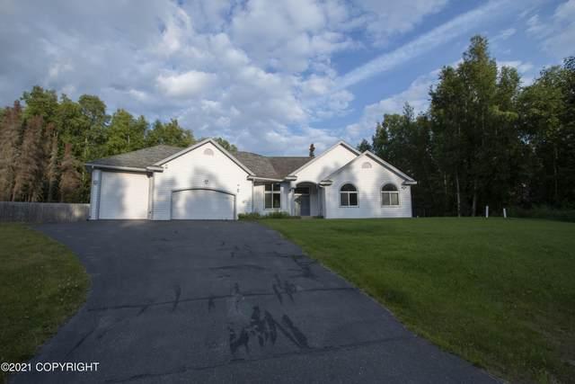 22301 Oberg Road, Chugiak, AK 99567 (MLS #21-10340) :: RMG Real Estate Network | Keller Williams Realty Alaska Group