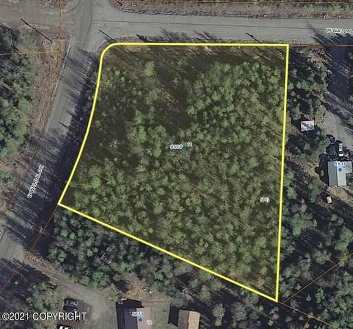 8590 W Waldal Circle, Wasilla, AK 99623 (MLS #21-10697) :: Daves Alaska Homes