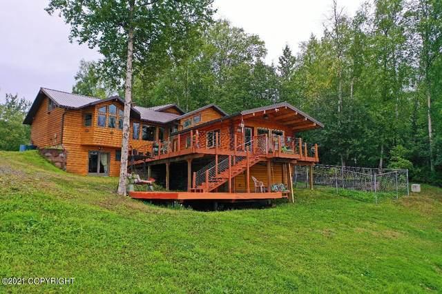 4580 E Shaw's Drive, Wasilla, AK 99654 (MLS #21-13403) :: Wolf Real Estate Professionals