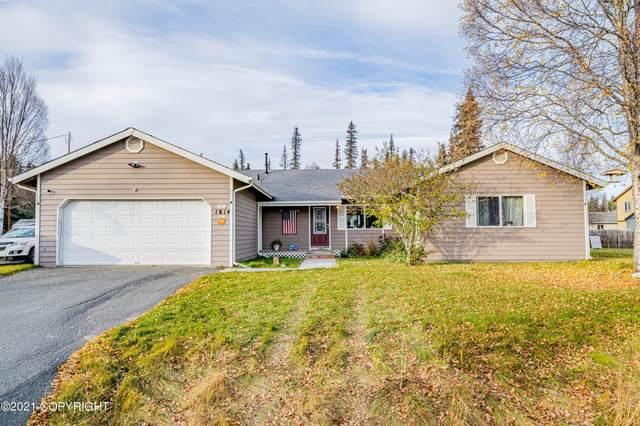 1614 Fourth Avenue, Kenai, AK 99611 (MLS #21-14962) :: Wolf Real Estate Professionals
