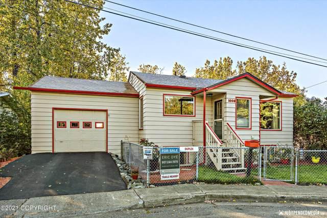 1008 W 16th Avenue, Anchorage, AK 99501 (MLS #21-15249) :: Team Dimmick