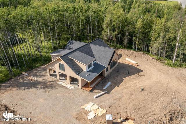 7831 N Prospect Mountain Drive, Palmer, AK 99645 (MLS #21-8858) :: Synergy Home Team